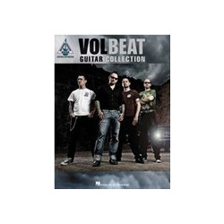 VOLBEAT Guitar Collection med guitar TAB
