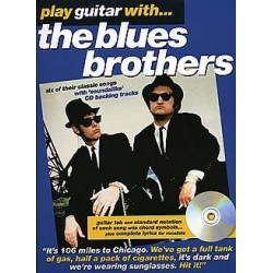 Play guitar with...The blues brothers