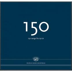 150 sange fra 150 år