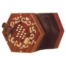 Stagi A30-S  English - Concertina - Chromatic