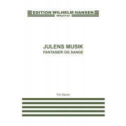 JULENS MUSIK,FANTASIER & SANGE