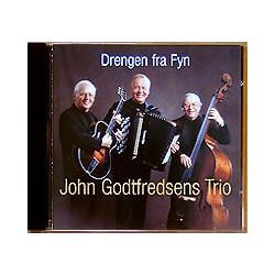 Drengen fra Fyn  - John Godtfredsen Trio CD