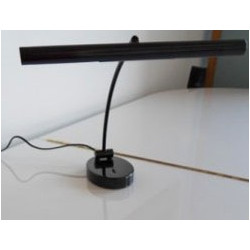 Piano nodelampe med helogen.