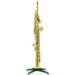 Anfree Sopransaxofon Guldlak m/etui