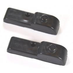 BUGARI Basfod sort PVC