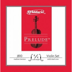 D'Addario Violin set 4/4 medium
