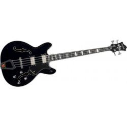 Hagström Viking Bass Black
