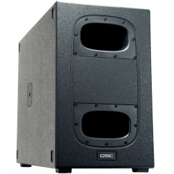 QSC KS212C Active Cardiod Subwoofer + QSC K 12.2-EU Active Speaker