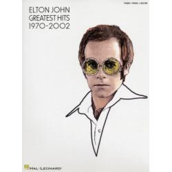 Elton John Gratest Hits 1970-2002