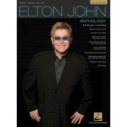 Elton John- Anthology 2nd Edition
