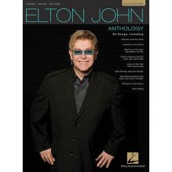 Elton John- Anthology 2nd Edition