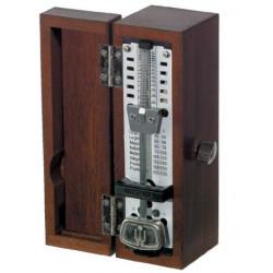 Wittner Metronom Taktell super mini trækabinet med klokke