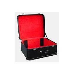 Luxus kuffert, runde hj./hjul