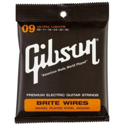 Gibson BRITE WIRE STRINGS .009-.046
