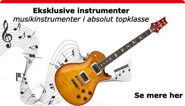 Eksklusive instrumenter